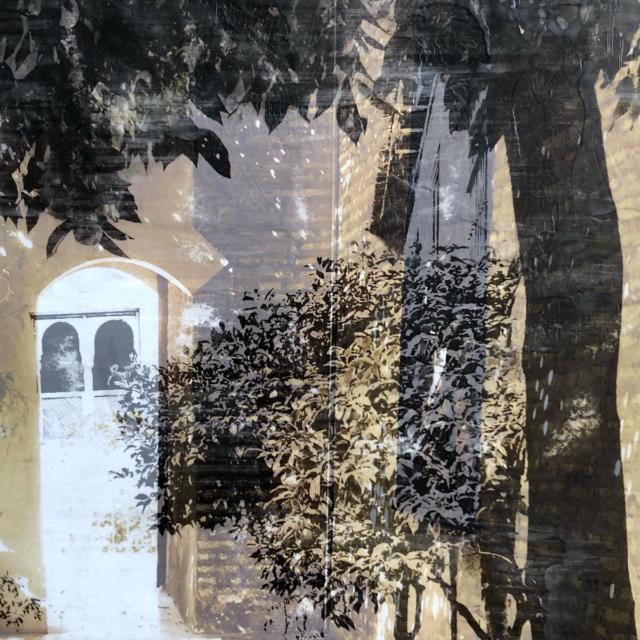 Detail I Licht und Schatten